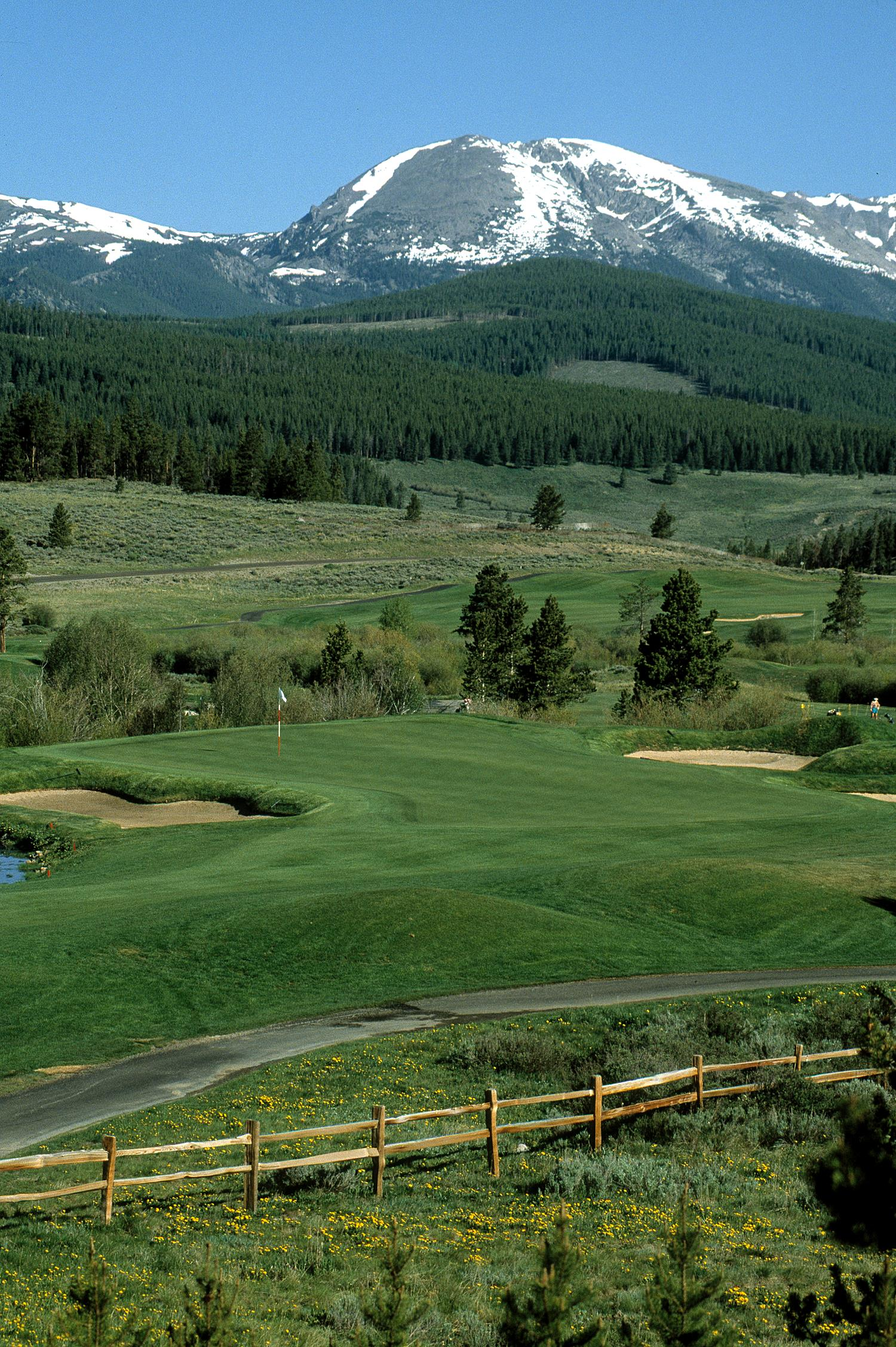 Breckenridge Golf Club | Home